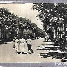 Postales: TARJETA POSTAL. TARRAGONA. RAMBLAS. 63. FOTO R.SEGU. Lote 184696528