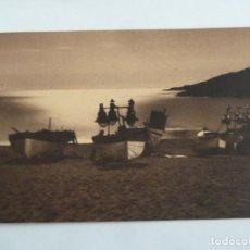 Postales: POSTAL PLAYA TAMARIU AGOSTO 1948 RARA VER DORSO GRAFICAS ESCUDER VALENCIA. Lote 184706793