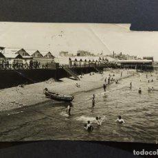 Postales: BARCELONA-BAÑOS-PLAYA-ARCHIVO ROISIN-POSTAL FOTOGRAFICA-VER REVERSO-(65.115). Lote 184726003