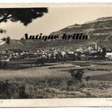 Postales: CENTELLAS Nº 1 VISTA GENERAL .- FOTO GUILERA. Lote 185916920