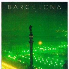 Postales: BARCELONA, MONUMENTO A COLON. Lote 185992092