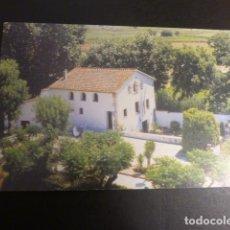 Postales: VILAFRANCA DEL PENEDES BARCELONA CASA NATAL DE MARIA RAFOLS. Lote 186025586