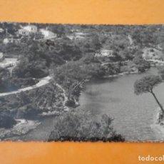 Postales: VALLVIDRIERA EL PANTANO EXCLUSIVES M. ESPAÑOL, CIRCULADA. Lote 186121027