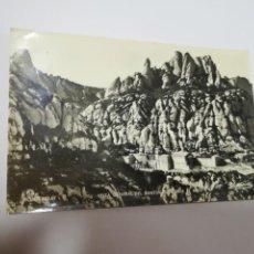 Postales: TARJETA POSTAL. MONTSERRAT. VISTA GENERAL DEL SANTUARIO DEDE EL AIRE. 9. ZERKOWITZ. Lote 186215487