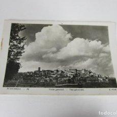 Postales: POSTAL - VISTA GENERAL, PUIGCERDÁ - FOTO E. PÍAS - CIRCULADA. Lote 186393143