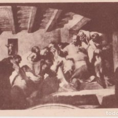 Postales: CATEDRAL DE VICH, J.M. SERT, JESÚS EN EL CENACLE - FOTOTIPIA THOMAS Nº 53 - S/C. Lote 187466461
