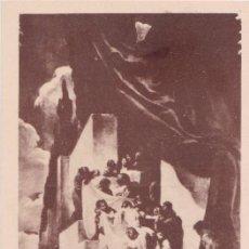 Postales: CATEDRAL DE VICH, J.M. SERT, EL SANT SEPELI - FOTOTIPIA THOMAS Nº 51 - S/C. Lote 187466516