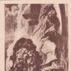 Postales: CATEDRAL DE VICH, J.M. SERT, L'EVANGELISTA SANT MARC - FOTOTIPIA THOMAS Nº 56 - S/C. Lote 187466552