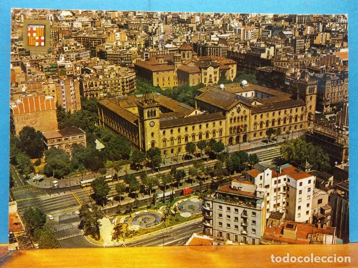 PLAZA UNIVERSIDAD. BARCELONA. BONITA POSTAL. NUEVA (Postales - España - Cataluña Moderna (desde 1940))