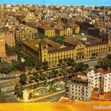Cartes Postales: PLAZA UNIVERSIDAD. BARCELONA. BONITA POSTAL. NUEVA. Lote 188556748