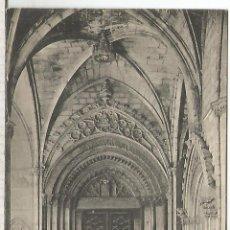 Postales: BARCELONA CATEDRAL SIN ESCRIBIR. Lote 188653003