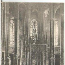 Postales: BARCELONA CATEDRAL SIN ESCRIBIR. Lote 188653052