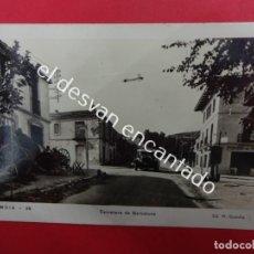 Postales: MOIÁ. CARRETERA DE BARCELONA. POSTAL FOTOGRÁFICA. Lote 188685006