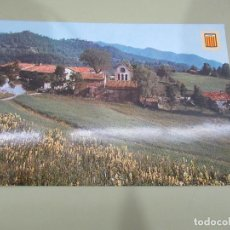 Postales: CIURET - VIDRA (GIRONA) - VISTA GENERAL - S/C. Lote 189572112