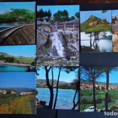 Postales: 7 POSTALES DE RIUDECANYES (TARRAGONA ) VER TODAS LAS FOTOS. Lote 189675651