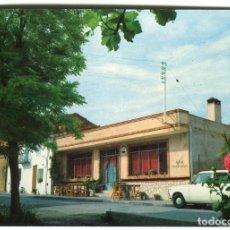 Postales: ULLDECONA -VALENTINS- TARRAGONA BAR MARISOL FACHADA NUEVA SIN USO. Lote 189731058