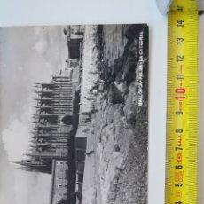 Postales: POSTAL DE PALMA DE MALLORCA, LA CATEDRAL.. Lote 190845405
