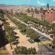 Postales: 8 POSTALES ANTIGUAS BARCELONA. Lote 190997497