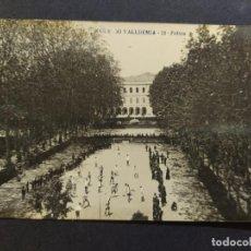 Postales: MATARO-COLEGIO VALLDEMIA-PATIO-CAMPO DE FUTBOL-LA INDUSTRIAL FOTOGRAFICA-POSTAL ANTIGA-(66.445). Lote 191115143