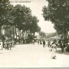 Postales: BARCELONA-RAMBLA DE CANALETAS-LB -FOTOGRÁFICA BARTRINA - . Lote 191131450