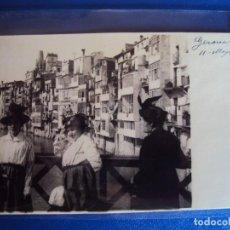 Postales: (PS-62544)POSTAL FOTOGRAFICA DE GERONA-ARCHIVO FAMILIA VALLET I ARMENGOL. Lote 191339302