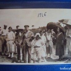 Postales: (PS-62545)POSTAL FOTOGRAFICA DESCONOCIDA-ARCHIVO FAMILIA VALLET I ARMENGOL. Lote 191339433