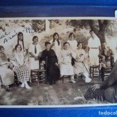 Postales: (PS-62547)POSTAL FOTOGRAFICA CAL ARAS-ARCHIVO FAMILIA VALLET I ARMENGOL. Lote 191339656