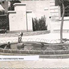Postales: ESPLUGA DE FRANCOLI-TARRAGONA-FOTOGRAFICA. Lote 191339746
