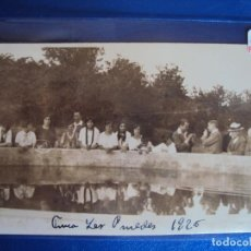 Postales: (PS-62548)POSTAL FOTOGRAFICA VILASSAR DE MAR-FINCA LES PENEDES.ARCHIVO FAMILIA VALLET I ARMENGOL. Lote 191339831