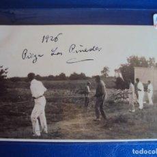 Postales: (PS-62549)POSTAL FOTOGRAFICA VILASSAR DE MAR-FINCA LES PENEDES.ARCHIVO FAMILIA VALLET I ARMENGOL. Lote 191339942