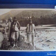 Postales: (PS-62551)POSTAL FOTOGRAFICA DEL RIO TER-ARCHIVO FAMILIA VALLET I ARMENGOL. Lote 191340218