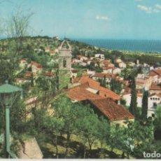 Postales: LOTE Q-POSTAL SAN PEDRO DE PREMIA CATALUÑA BARCELONA SELLO. Lote 191489471