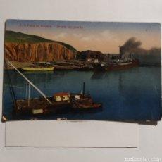 Postales: 3 SANT FELIU DE GUÍXOLS, DETALLE DEL PUERTO, L. ROISIN BARCELONA, EDITOR ARTURO VICENS. Lote 191495392