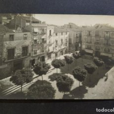 Postales: MONTBLANC-MONTBLANCH-PLAZA MAYOR-FOTOGRAFICA-POSTAL ANTIGUA-(66.626). Lote 191639805