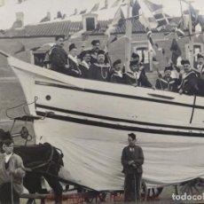 Cartes Postales: REUS-CARNAVAL DE REUS 1908-FOTO E.PUIG-POSTAL FOTOGRAFICA ANTIGUA-(66.651). Lote 191650741