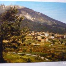 Postales: POSTAL SANT LLORENC DE MORUNYS -GENERAL Y SIERRA PORT DEL COMPTE. Lote 191659892
