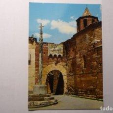 Postales: POSTAL PRADES,. PORTAL ESCRITA. Lote 191660166