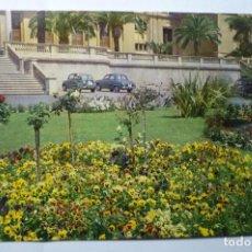 Postales: POSTAL BARCELONA.-REAL COLEGIO ESCUELAS PIAS SARRIA-JARDIN. Lote 191660361