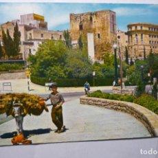 Postales: POSTAL TARRAGONA.-BOTIJERO PALACIO AUGUSTO Y MUSEO -ESCRITA. Lote 191660400