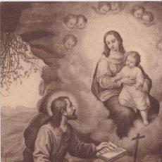 Postales: MANRESA, SAN IGNACIO ESCRIBIENDO LOS EJERCICIOS - HUEC.RIEUSSET Nº 1 - S/C. Lote 191711940