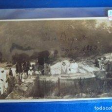 Postales: (PS-62749)POSTAL FOTOGRAFICA DE CASA BUQUET-ARCHIVO FAMILIA VALLET I ARMENGOL. Lote 191714492