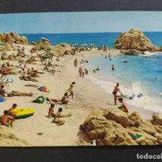Postales: CALELLA-PLAYA DE LA ROCA GROSSA-75-BEASCOA-POSTAL ANTIGUA-(66.727). Lote 191739825