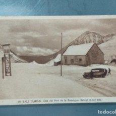 Postales: POSTAL 18. VALL D'ARAN CIM DEL PORT DE LA BONAIGUA.. Lote 191931973