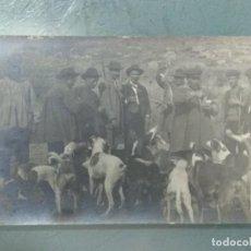 Postales: ANTIGUA POSTAL FOTOGRAFICA CACERIA.. Lote 191932175