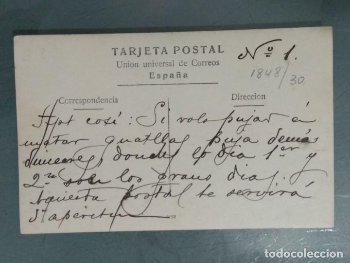 Postales: ANTIGUA POSTAL FOTOGRAFICA CACERIA. - Foto 2 - 191932175
