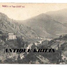 Postales: RIBES I EL TAGA . Lote 191932693