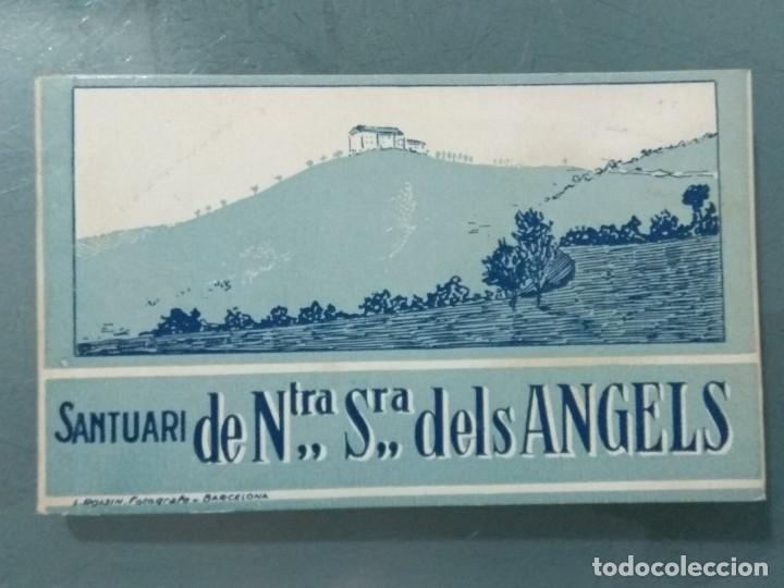 TACO DE 20 POSTALES DE SANTUARI DE NTRA. SRA. DELS ANGELS. FOT. L. ROSIN. (Postales - España - Cataluña Antigua (hasta 1939))