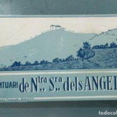Postales: TACO DE 20 POSTALES DE SANTUARI DE NTRA. SRA. DELS ANGELS. FOT. L. ROSIN.. Lote 191932765