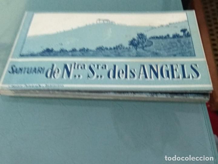 Postales: TACO DE 20 POSTALES DE SANTUARI DE NTRA. SRA. DELS ANGELS. Fot. L. Rosin. - Foto 2 - 191932765