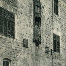Postales: LERIDA - FACHADA DEL HOSPITAL MUNICIPAL. Lote 192178367